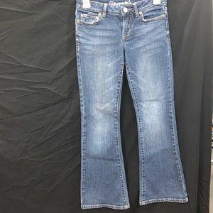 Haley Flare Aeropostale Jeans